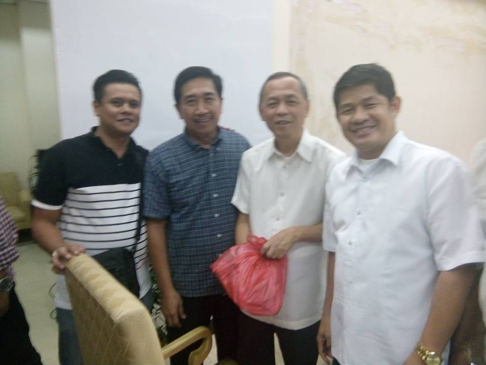Rodel Fallorina added 5 new photos. August 8 · Courtesy meeting with Deputy Cabinet Secretary USEC. PETE LAVINIA @ MALACANANG PALACE with our LUZONWATCH Secretary Gen. John Labrador and Engr Jun of ONE ALLIANCE of PUBLIC TRANPORT ORGANIZATION (ONE-APTO) #verysimpleguy #down to earth #justlike digong